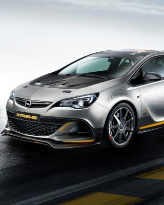Opel Astra OPC Extreme - Obrázkek zdarma pro 240x320