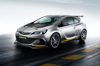 Opel Astra OPC Extreme Background for Android, iPhone and iPad