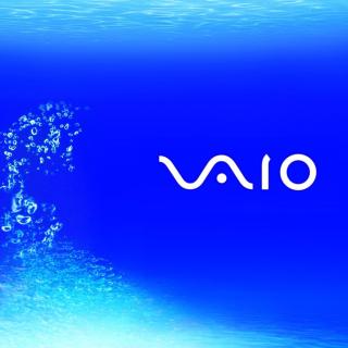 Sony Vaio Laptop - Obrázkek zdarma pro iPad