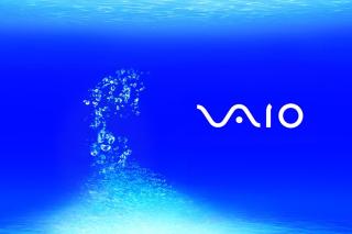 Sony Vaio Laptop - Obrázkek zdarma pro 1280x800