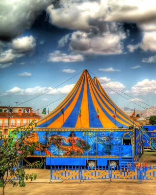 Circus Vargas - Obrázkek zdarma pro iPhone 5S