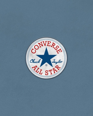 Converse Logo - Obrázkek zdarma pro 480x800