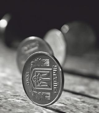 Ukrainian Coins - Obrázkek zdarma pro Nokia Asha 308