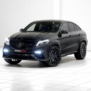Mercedes Benz GLE Brabus 700 - Obrázkek zdarma pro 2048x2048
