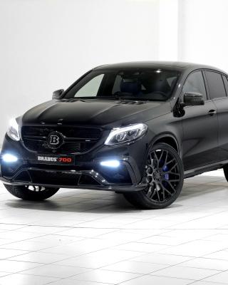 Mercedes Benz GLE Brabus 700 - Obrázkek zdarma pro 320x480