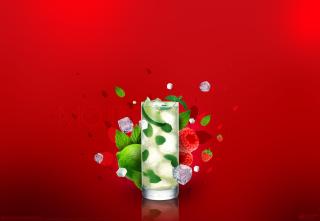 Bacardi Mojito - Obrázkek zdarma pro Fullscreen Desktop 1280x960