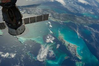 Soyuz Spacecraft - Obrázkek zdarma pro Samsung Galaxy S6