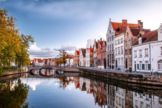 Bruges, Belgium Picture for Android, iPhone and iPad