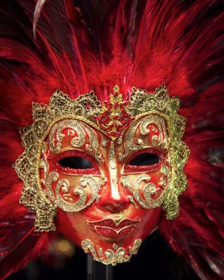 Mask - Obrázkek zdarma pro Nokia Asha 311
