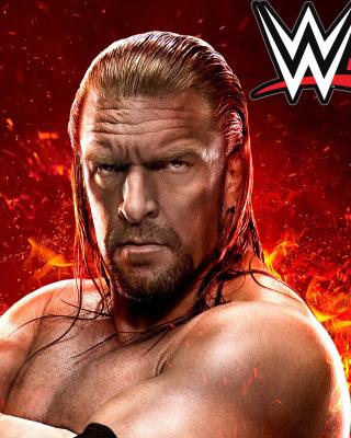 WWE 2K15 Triple H - Obrázkek zdarma pro Nokia C3-01