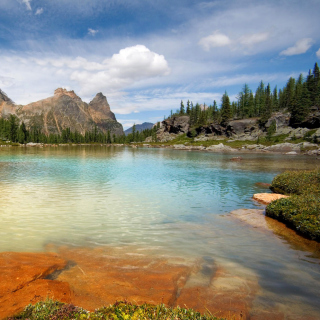 Banff & Jasper National Parks, Canada - Obrázkek zdarma pro iPad mini 2