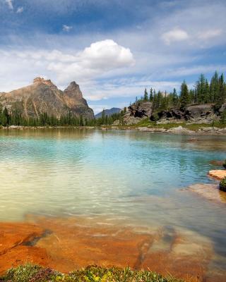 Banff & Jasper National Parks, Canada - Obrázkek zdarma pro Nokia Asha 305