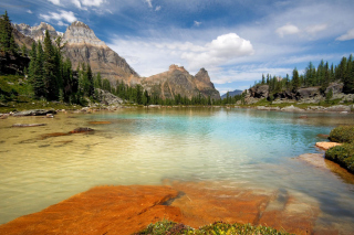 Banff & Jasper National Parks, Canada - Obrázkek zdarma pro Sony Xperia Z1