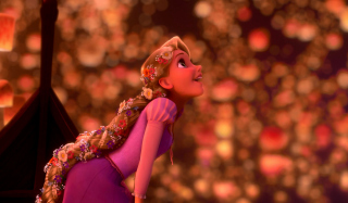 Rapunzel Picture for Android, iPhone and iPad