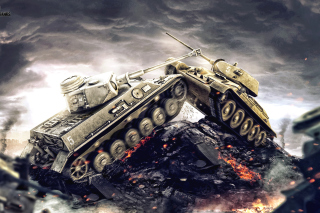 World of Tanks - WOT - Fondos de pantalla gratis para Motorola Photon 4G