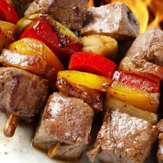 Kebab - Obrázkek zdarma pro 1024x1024
