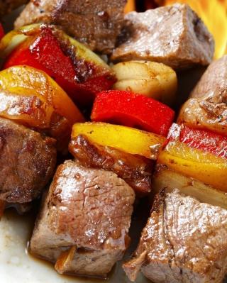 Kebab - Obrázkek zdarma pro 360x640