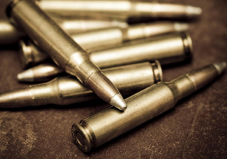 Bullets Ammo Wallpaper for Android, iPhone and iPad