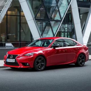 Lexus IS - Obrázkek zdarma pro 1024x1024