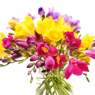 Summer Flowers Bouquet - Obrázkek zdarma pro iPad 2