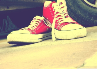 Shoes Wallpaper for Android, iPhone and iPad