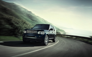 Land Rover Discovery 4 Picture for Android, iPhone and iPad