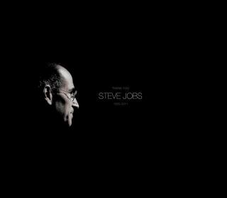 Thank you Steve Jobs - Obrázkek zdarma pro 320x320