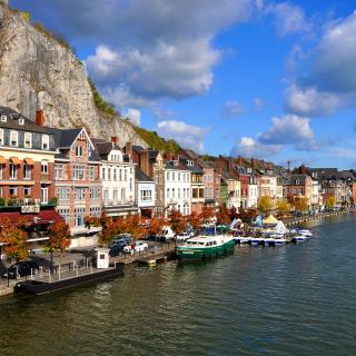 Belgium Dinant - Obrázkek zdarma pro iPad mini 2