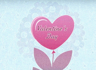 Free Valentines Day Heart Picture for Android, iPhone and iPad