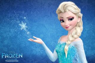 Elsa in Frozen - Obrázkek zdarma pro Samsung Galaxy A