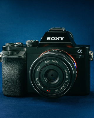 Sony A7 - Obrázkek zdarma pro Nokia C1-00