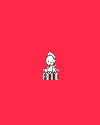 Armin Van Buuren Logo - Obrázkek zdarma pro Nokia Lumia 822