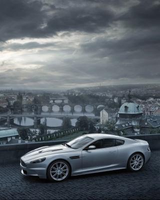 Aston Martin - Obrázkek zdarma pro Nokia Asha 306