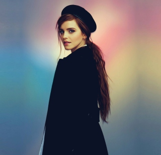 Emma Watson - Obrázkek zdarma pro iPad