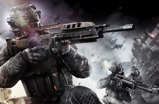 Call Of Duty Black Ops 2 Picture for Android, iPhone and iPad