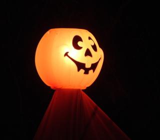 Halloween Pumpkin - Obrázkek zdarma pro iPad