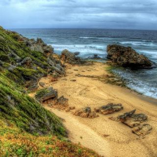 Madeira Sea Shore - Obrázkek zdarma pro 2048x2048