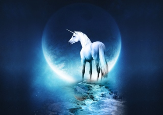 Unicorn Background for Android, iPhone and iPad