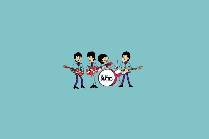 The beatles wallpaper for android iphone and ipad - The beatles wallpaper iphone ...