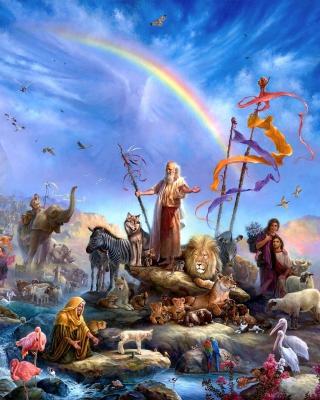 Tom duBois - Noahs Ark - Obrázkek zdarma pro Nokia X2-02