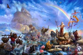 Tom duBois - Noahs Ark - Obrázkek zdarma pro 1440x900