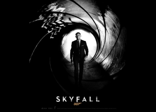 James Bond Skyfall Picture for Android, iPhone and iPad