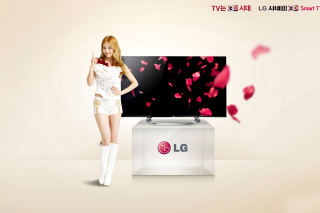 LG Commercial Picture for Android, iPhone and iPad