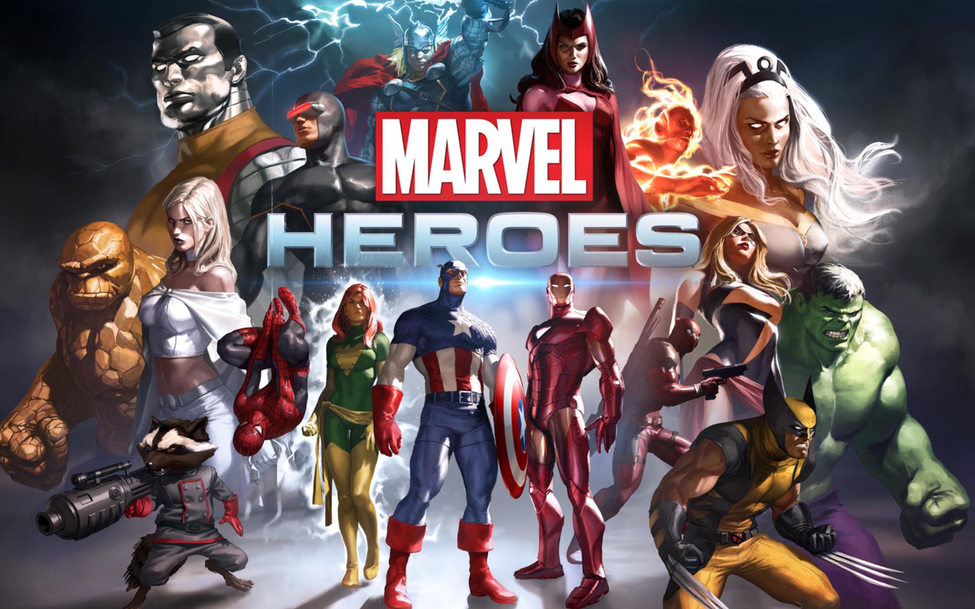 Descargar Fondos de Pantalla de Marvel Comics Fondo de Pantalla Marvel