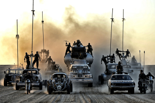 Free Mad Max Fury Road Picture for Android, iPhone and iPad