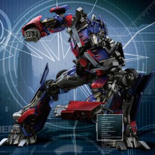 Transformers Autobot - Obrázkek zdarma pro iPad mini