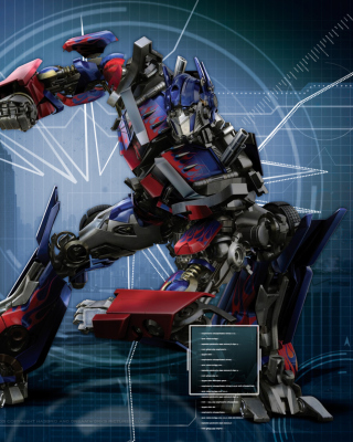 Transformers Autobot - Obrázkek zdarma pro Nokia Lumia 820