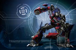 Transformers Autobot - Obrázkek zdarma pro Samsung Galaxy Tab S 8.4