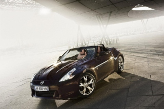 Free Nissan 370Z Roadster Picture for Android, iPhone and iPad