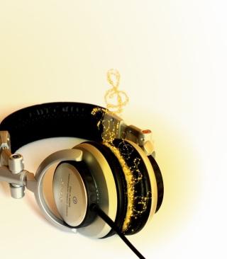 Headphones - Obrázkek zdarma pro Nokia C3-01 Gold Edition